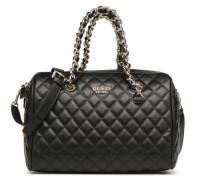 SWEET CANDY BOWLING Handtasche in schwarz