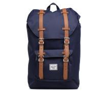 Little America mv Rucksäcke für Taschen in blau