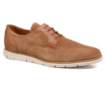 Shaft Club Suede Schnürschuhe in braun