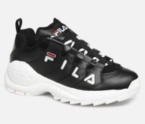 Countdown Low Sneaker in schwarz
