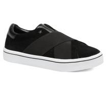 HiLiteStreet Crossers Sneaker in schwarz