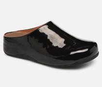 Shuv Patent Clogs & Pantoletten in schwarz