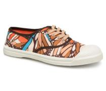 Butterfly Silk Sneaker in mehrfarbig