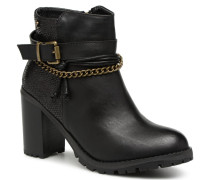 Pauline 63132 Stiefeletten & Boots in schwarz
