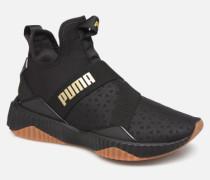 Defy Mid Sparkle Wns Sneaker in schwarz
