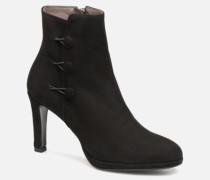 10904 Stiefeletten & Boots in schwarz