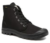 Pampa Hi Orig U Sneaker in schwarz