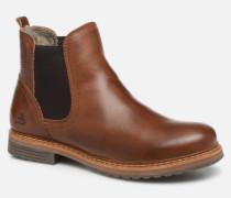049M45402 Stiefeletten & Boots in braun