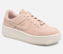 Wmn Air force 1 Sage Low Sneaker in rosa