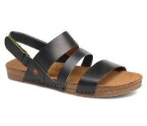 Creta 1252 Sandalen in schwarz