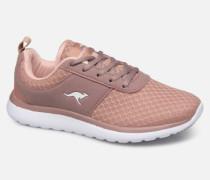 Bumpy C Sneaker in rosa
