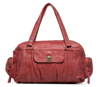 Totally Royal leather Small bag Handtasche in weinrot