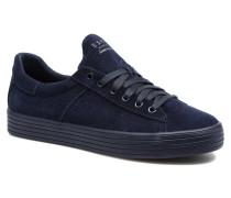 Sita lace up Sneaker in blau