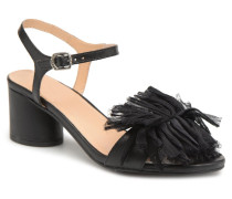 Ulmynos Sandalen in schwarz