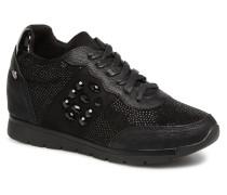48267 Sneaker in schwarz