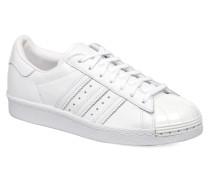 Superstar 80S Metal Toe W Sneaker in weiß