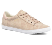 Miana Lace Up Sneaker in rosa