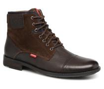 Levi's Fowler Stiefeletten & Boots in braun