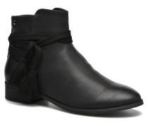 Pompom 62132 Stiefeletten & Boots in schwarz