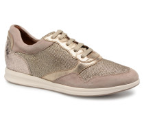 Bergamote Sneaker in goldinbronze