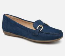 D ANNYTHAH MOC A D84BMA Slipper in blau