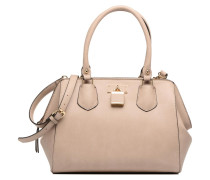 TAGUA Porté main Handtasche in braun