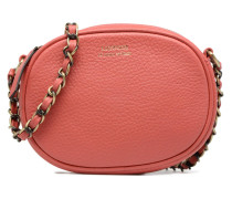 Crossbody Chaine Viviane Handtasche in rosa