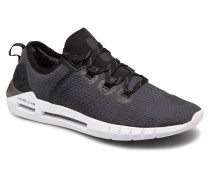 UA W HOVR SLK Sneaker in schwarz