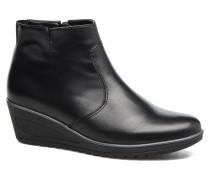 Hasselt 46124 Stiefeletten & Boots in schwarz