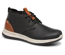Delson Clenton Stiefeletten & Boots in schwarz