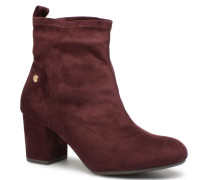 30461 Stiefeletten & Boots in weinrot