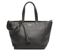 Cabas Parisien PM Zippé Handtasche in schwarz