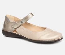 Nicol 7883 Ballerinas in beige