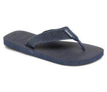 Urban Basic Zehensandalen in blau
