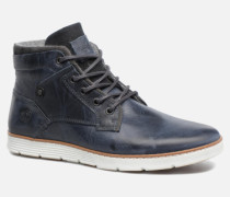 COUSIN DE JASON Stiefeletten & Boots in blau