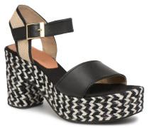 PERISSA Sandalen in schwarz