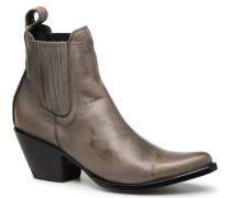 Estudio Stiefeletten & Boots in grau