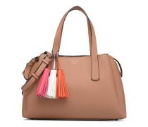 Trudy Satchel Handtasche in braun