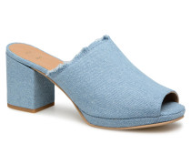 SALLY D Clogs & Pantoletten in blau