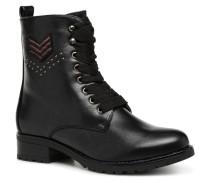 TE3321 Stiefeletten & Boots in schwarz