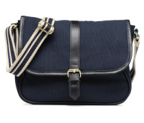 AUTHENTIC SMALL BESACE Handtasche in blau