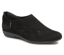Dina Perf Slipper in schwarz