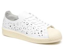 Superstar 80S Cut Out W Sneaker in weiß