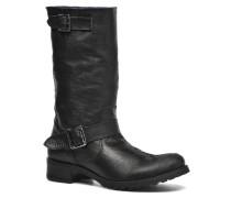 L.5.ECOBI Stiefeletten & Boots in schwarz