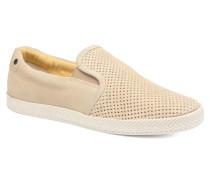 Clipper Slipper in beige