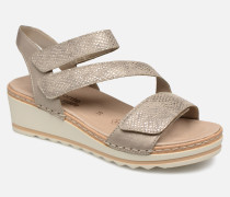 Grizy R6057 Sandalen in grau
