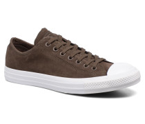 Chuck Taylor All Star Plush Suede Ox Sneaker in braun