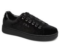 Upstage V Low W Sneaker in schwarz