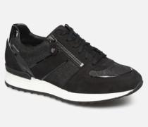Toscana Sneaker in schwarz