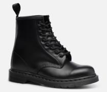 1460 MONO Stiefeletten & Boots in schwarz